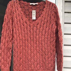 Loft Size:Medium Petite Sweater.